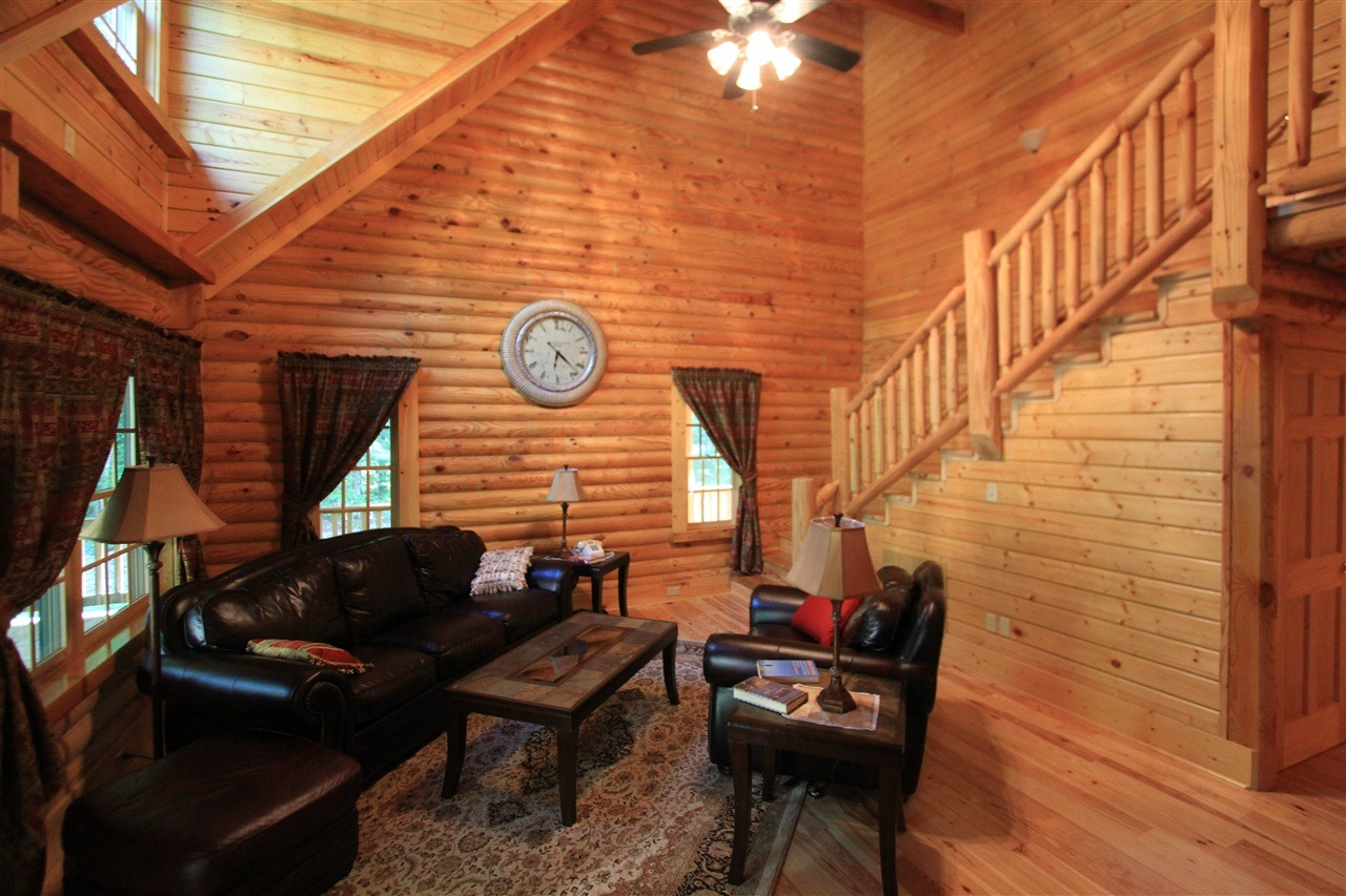 Quotes About Log Cabins