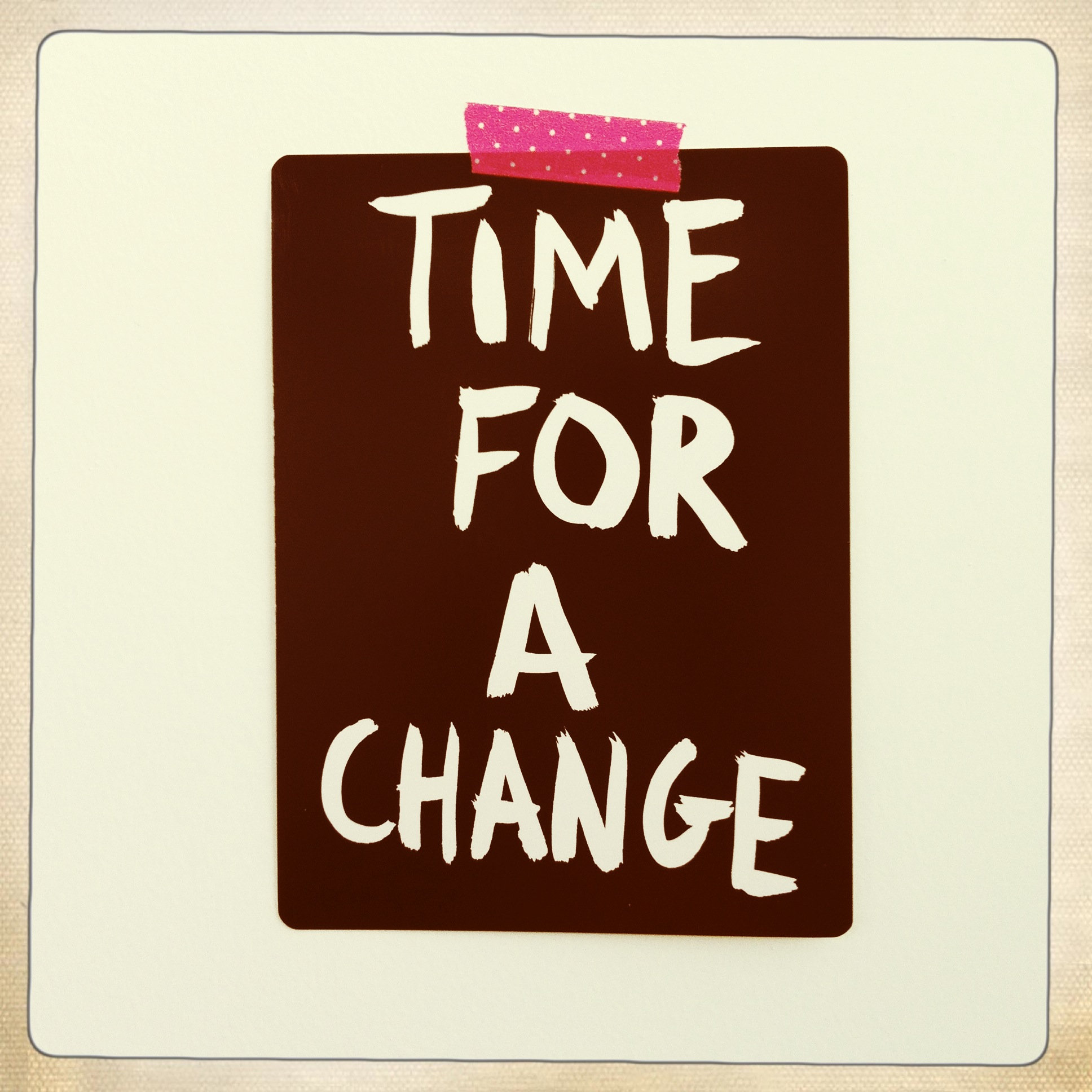Time For Change Quotes Topsimages