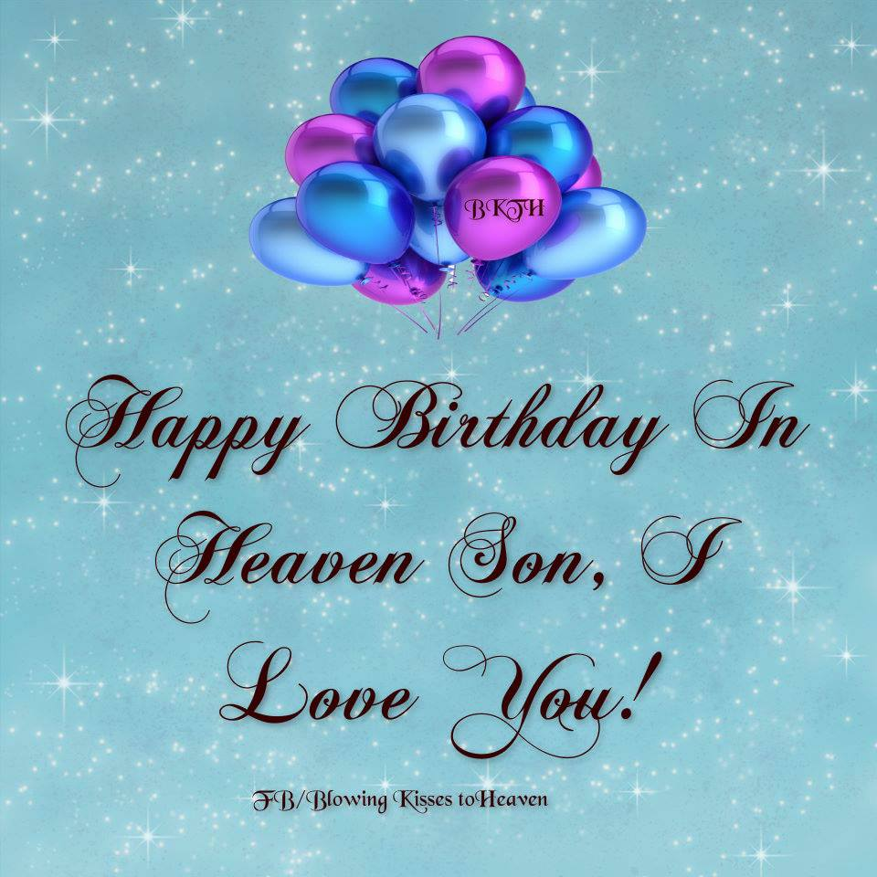 Quotes about Son in heaven (44 quotes)