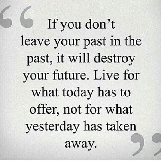 Image result for leave your past behind