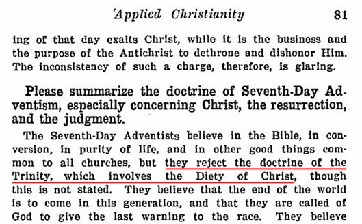 Believe day adventists what do in seventh BBC