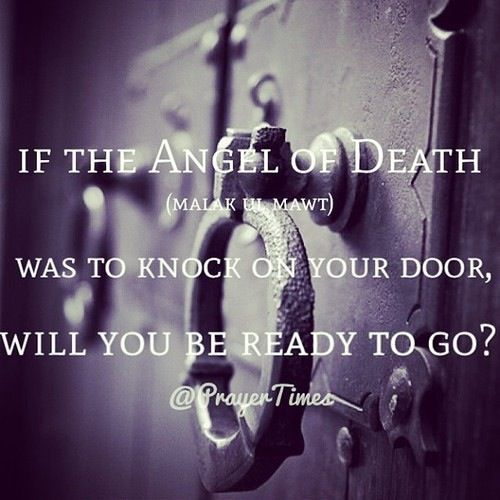 Quotes about Angel Of Death (44 quotes)