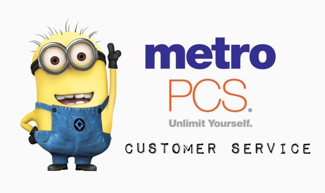 pcs metro customer service