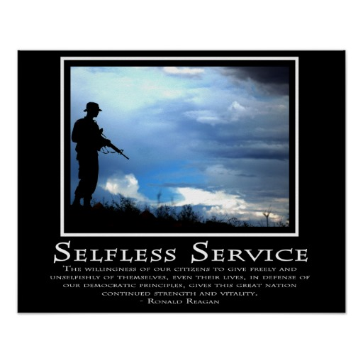 Quotes About Selfless Service 46 Quotes