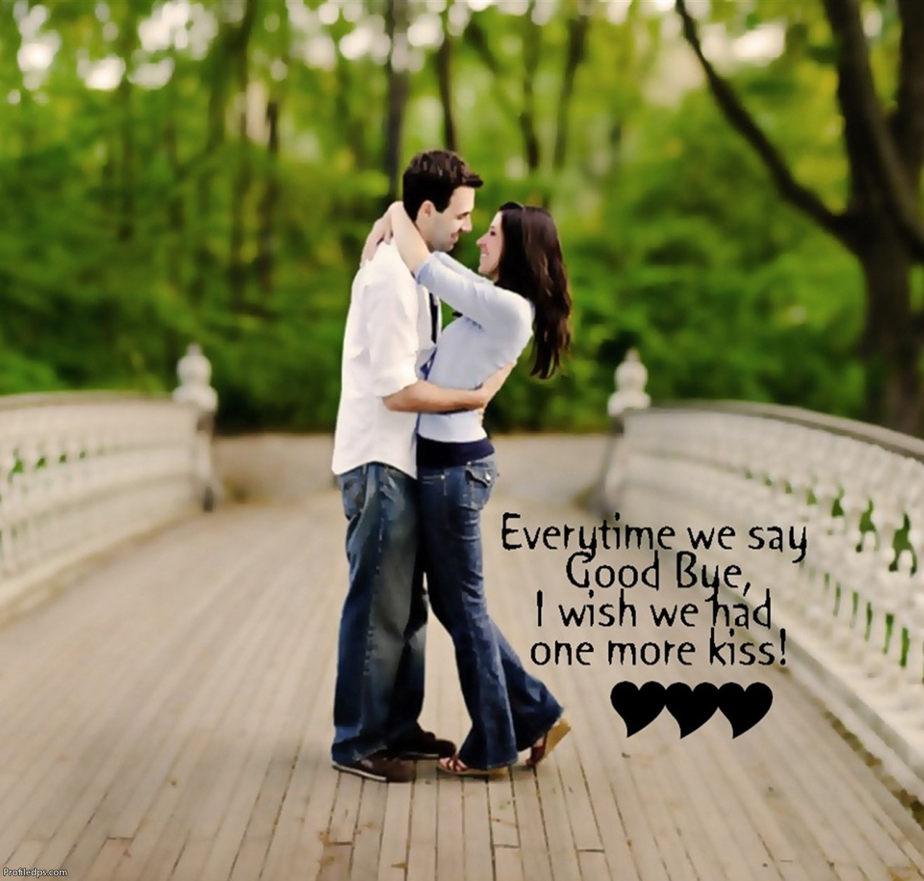 Free Love Couple Wallpapers For Facebook Profile Picture