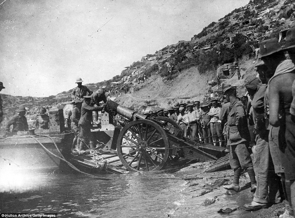 the effects of gallipoli The social benefits for australia originating from the gallipoli campaign the battle for gallipoli in world war i gave australians, as people, a chance to meet the.