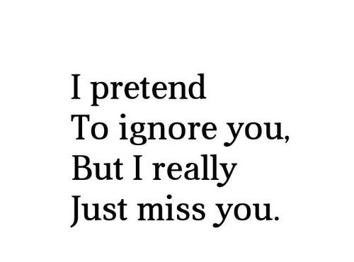 Quotes about Ignoring messages 24 quotes