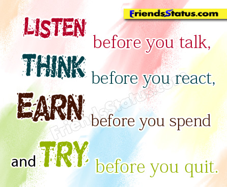 Quotes For Facebook Status About Friendship Archidev