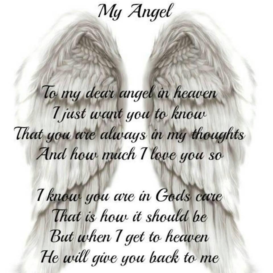Angel quotes my your Beautiful Angel