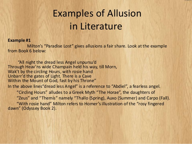 Quotes About Literary References 20 Quotes