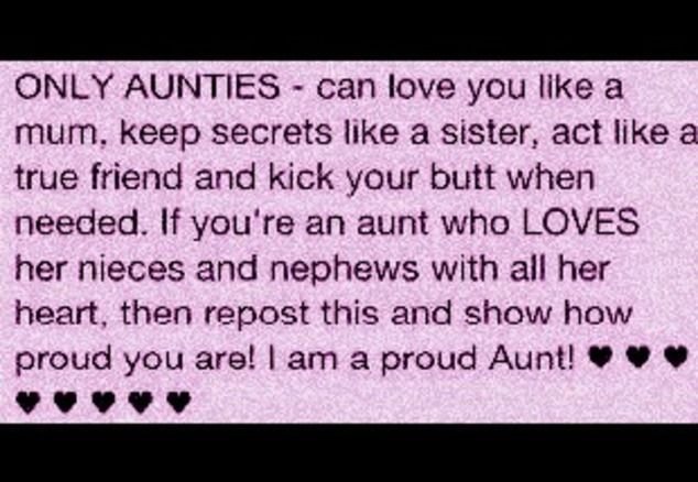 Quotes About Bad Aunts (26 Quotes
