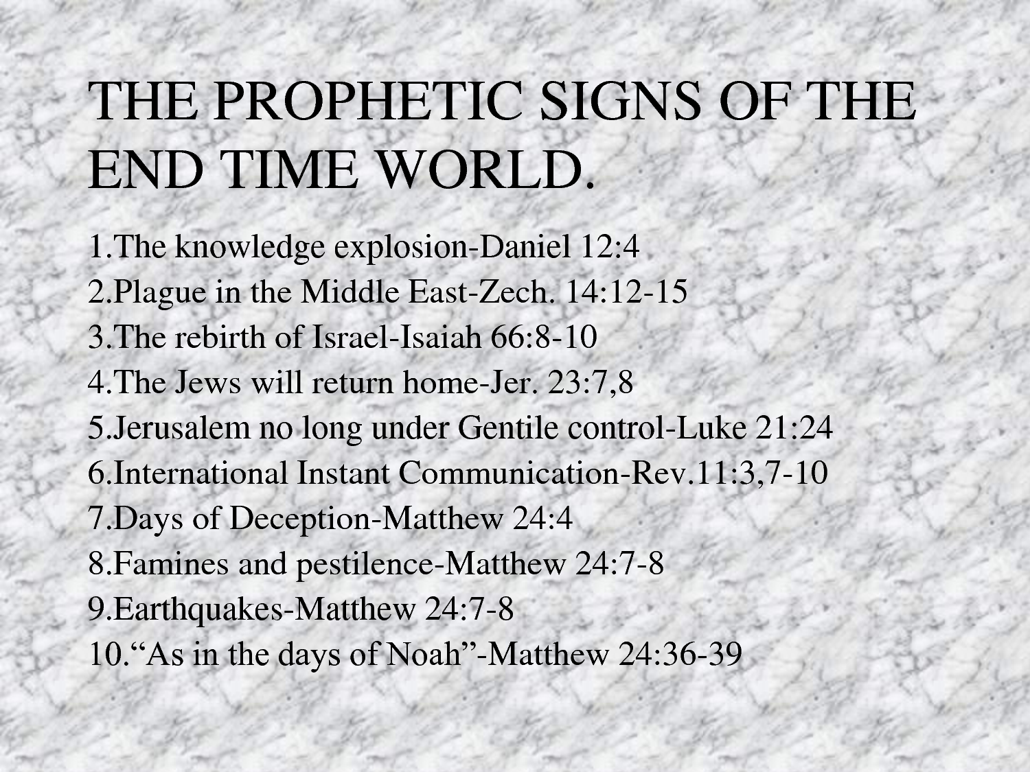 Quotes About End Of Times 83 Quotes