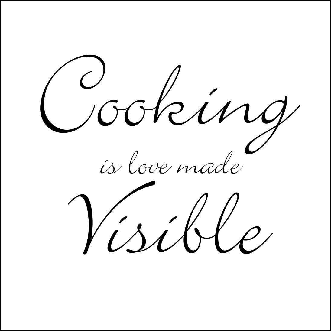 Quotes About Cooking Love 128 Quotes