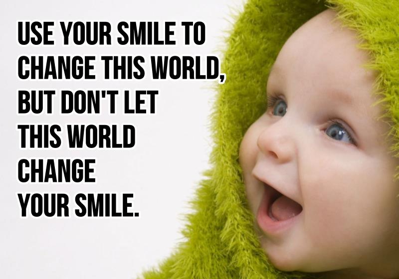 Quotes About Smile Images 27 Quotes