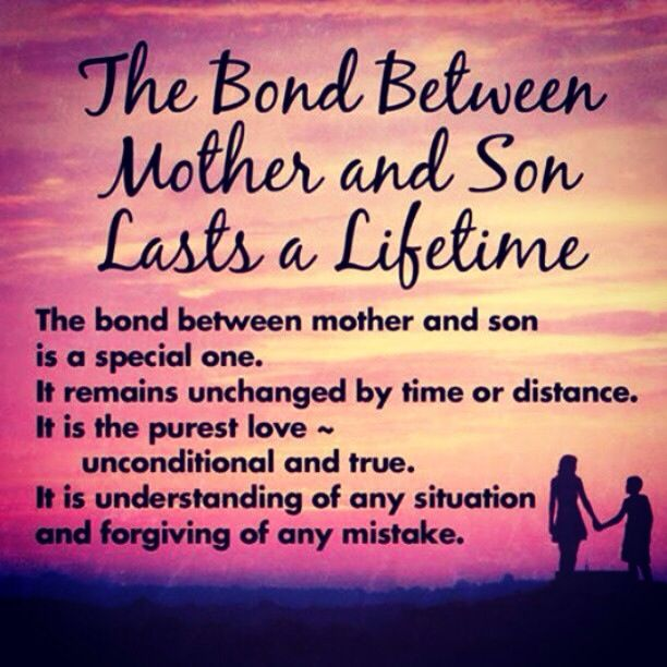 Quotes about Son and mother love (37 quotes)