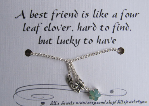Quotes about Lucky in friendship 23 quotes