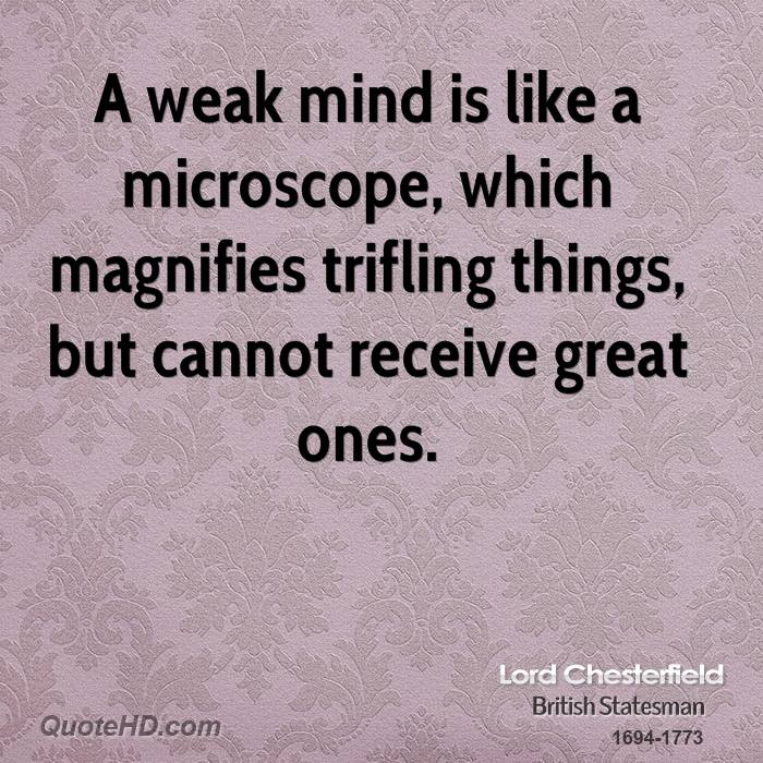 Quotes About Weak Mind 77 Quotes