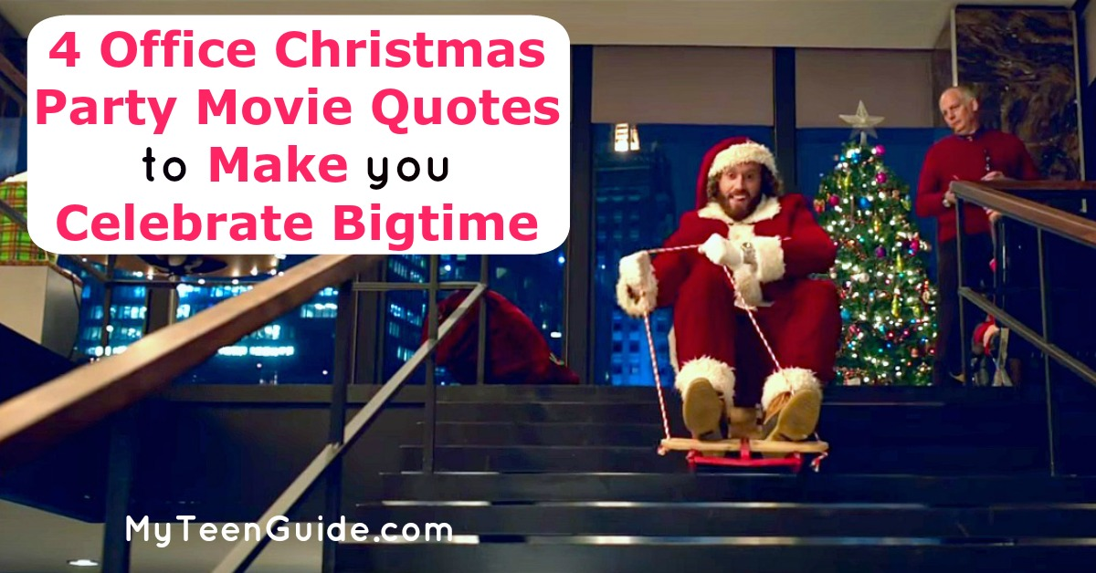 httpwwwmyteenguidecomoffice christmas party movie quotes - The Office Christmas Quotes