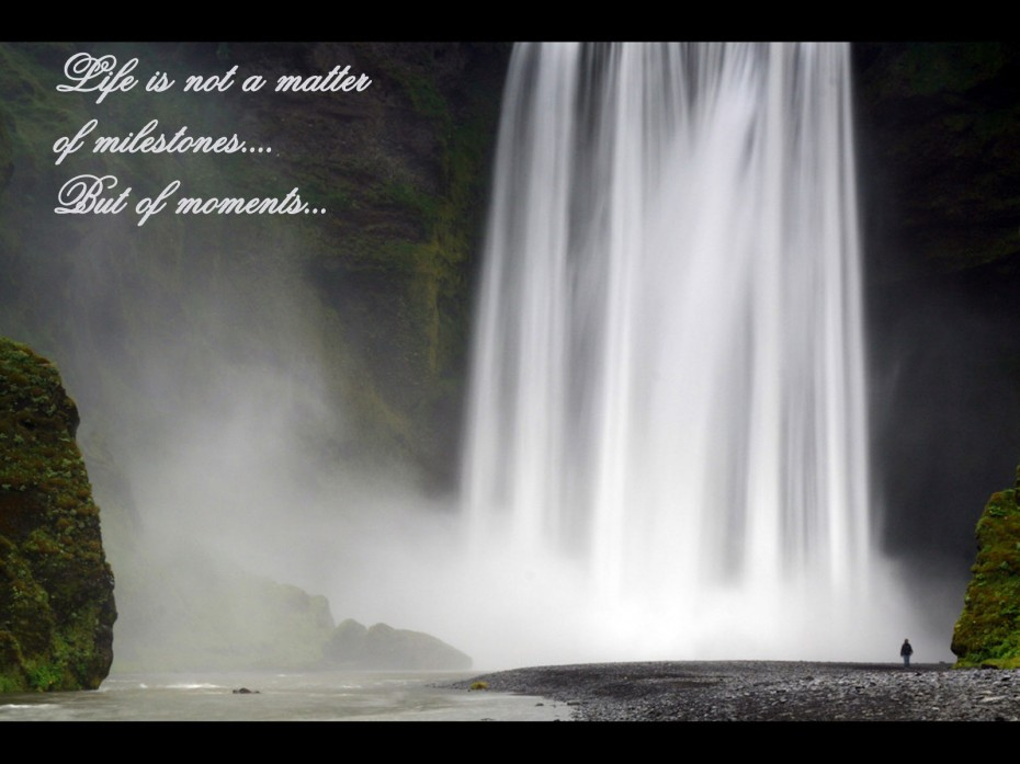 Quotes About Waterfalls 50 Quotes