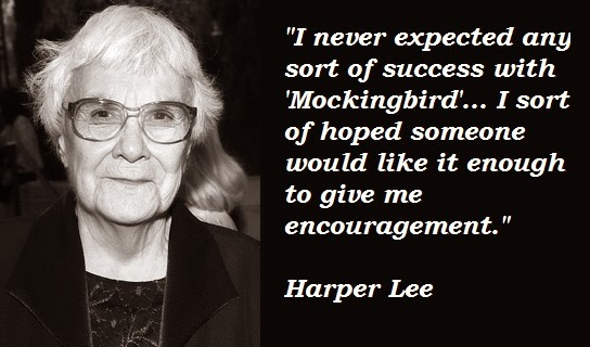 harper lee s life and childhood influenced her writing kil Childhood on july 11, 1960, to kill a mockingbird was published it was a day that would change forever the life of harper lee writing much to her father's.