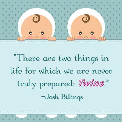 Quotes About Pregnant With Twins 60 Quotes Gorgeous Twin Quotes
