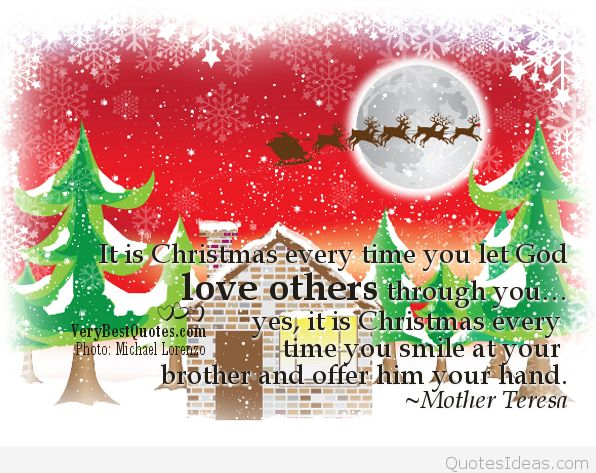 Quotes About Christmas Love 114 Quotes