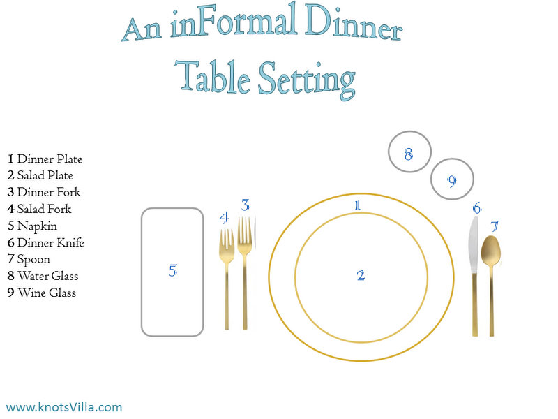 Quotes About Setting The Table 31 Quotes