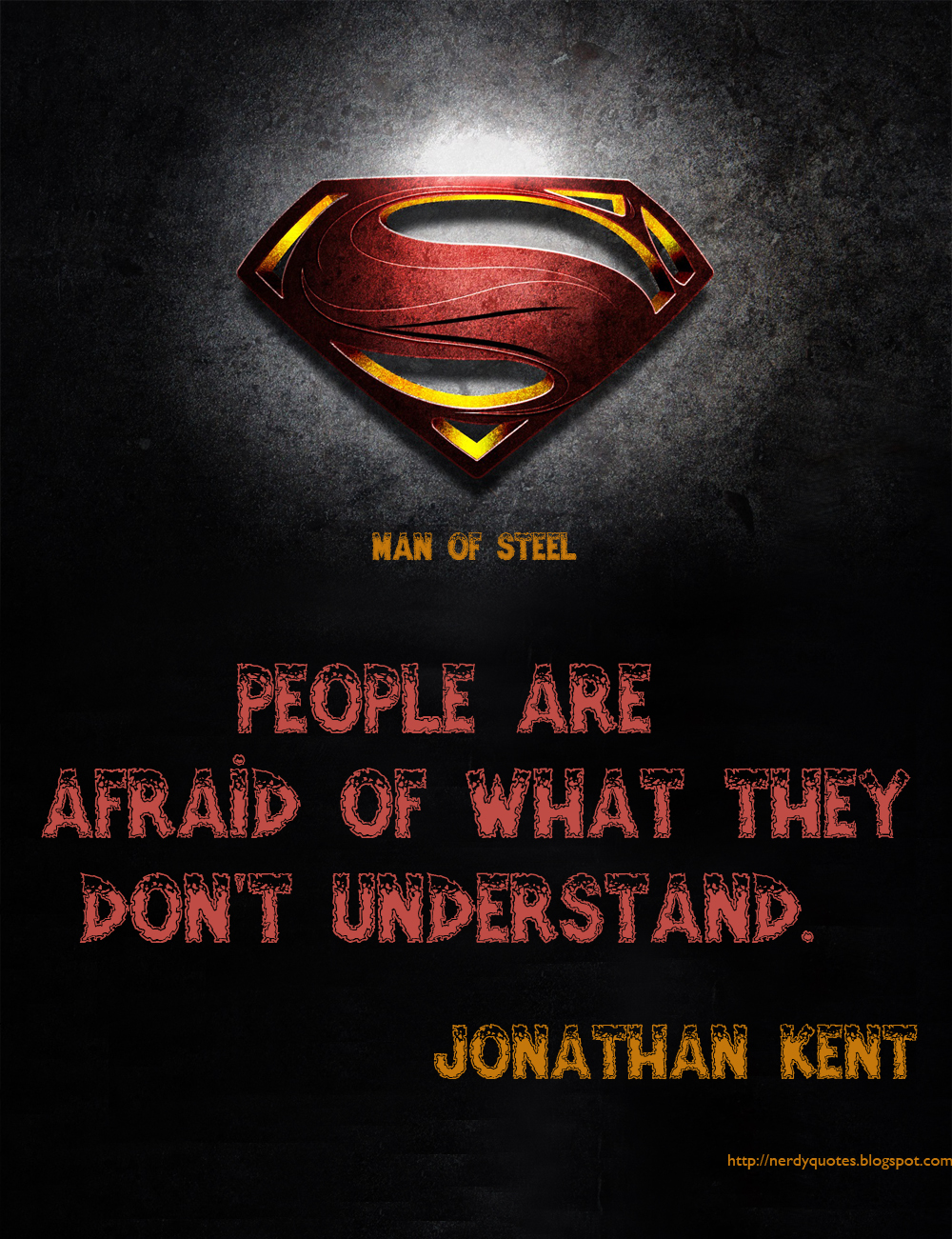 Man Of Steel Quotes Quotes About Man Of Steel 41 Quotes