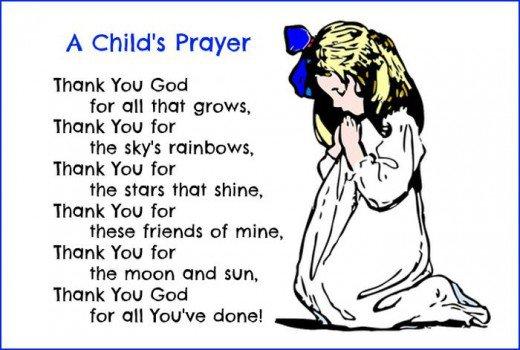 mathematical prayer