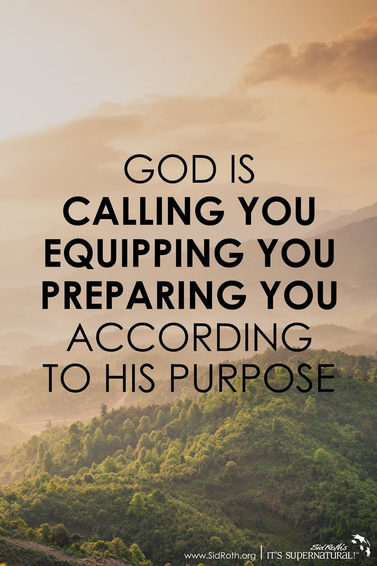 Quotes about God's calling (70 quotes)