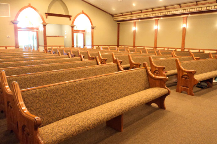 Quotes About Church Pews  26 Quotes