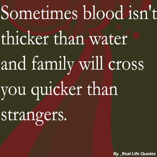 Quotes About Blood And Water 68 Quotes
