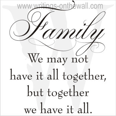 quotes about family working together quotes
