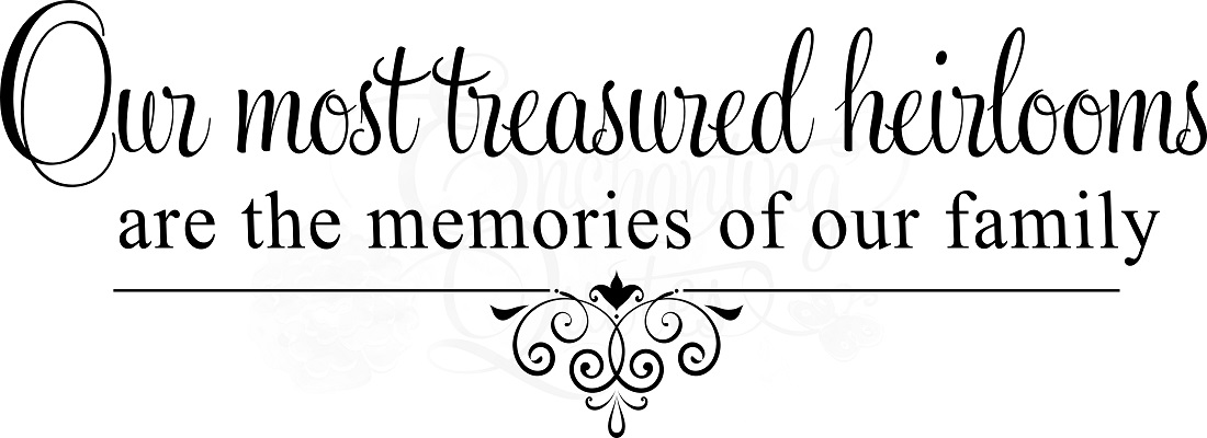 Quotes About Heirlooms 31 Quotes