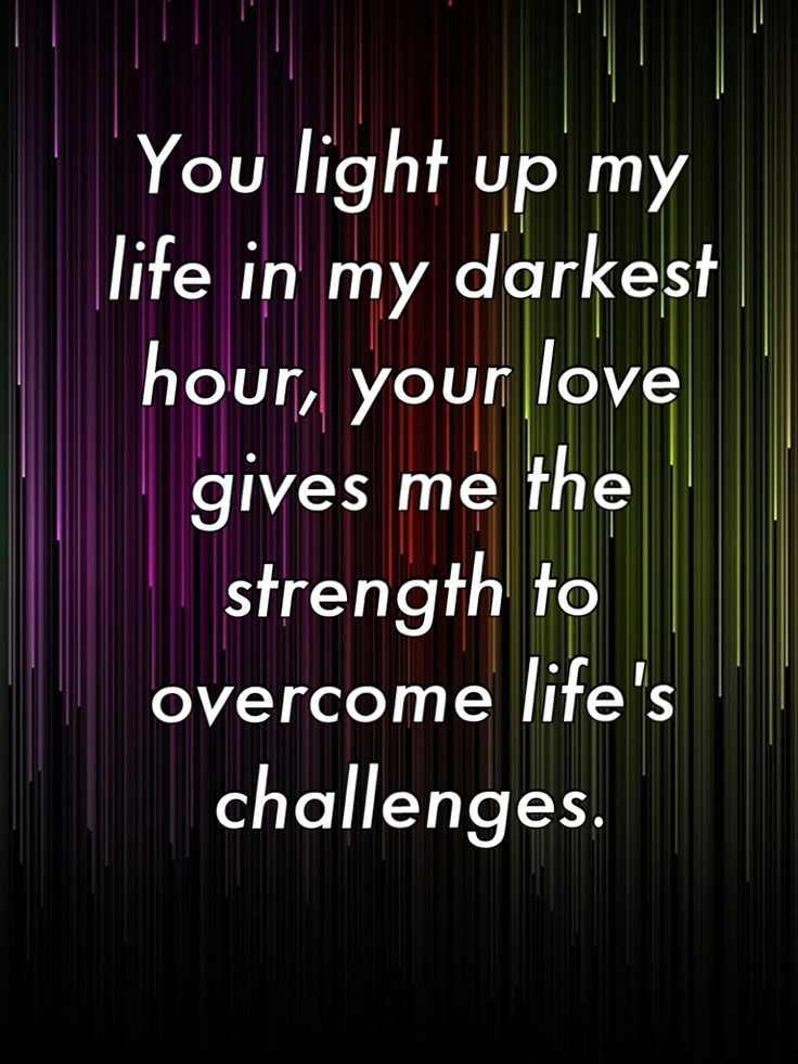 light of my life quotes