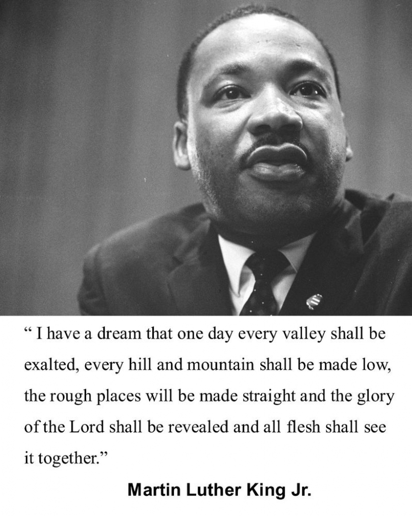 I Have A Dream Speech Quotes Quotes About Martin Luther King Speech 17 Quotes