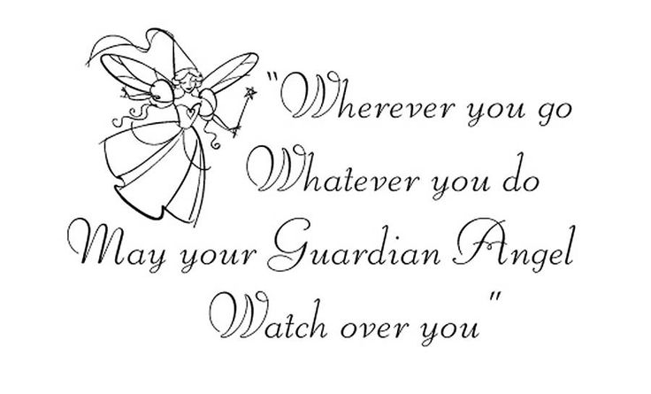 Quotes about Your Guardian Angel (33 quotes)