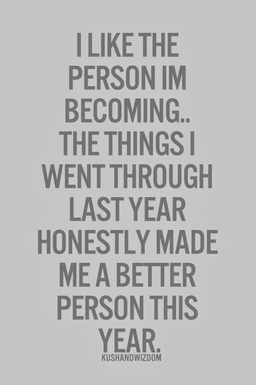 Quotes About Becoming A Better Person 35 Quotes