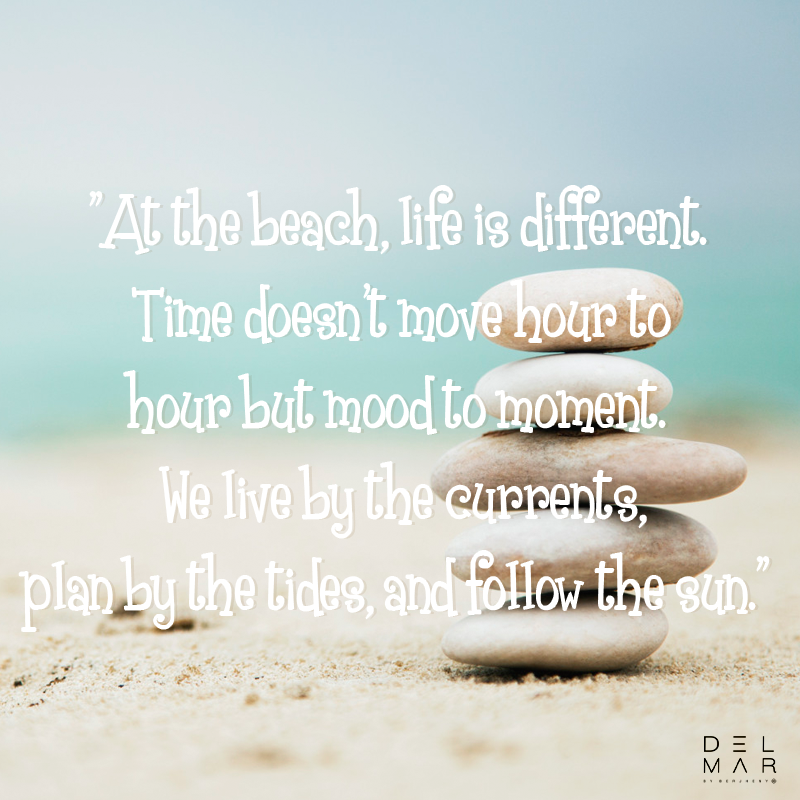 Quotes about Beach paradise (34 quotes)