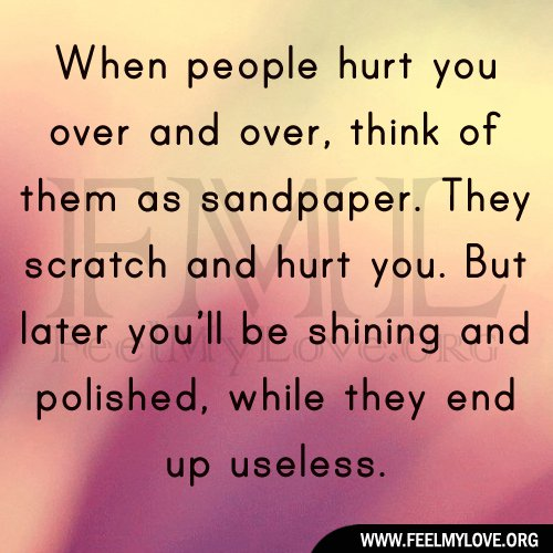 Quotes about People hurt (295 quotes)