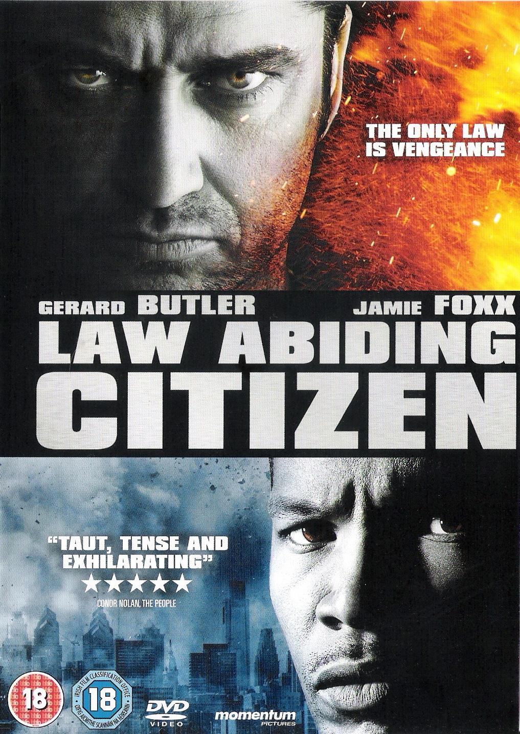 the law abiding citizen