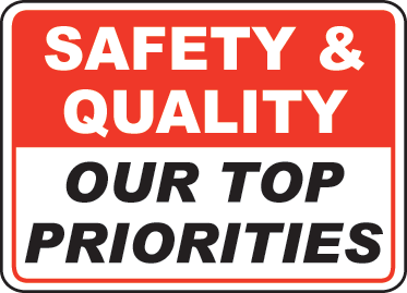 safety and quality Similar to safety management, a successful total quality management requires management commitment, employee involvement, data collection/analysis and change implementation, training and education.
