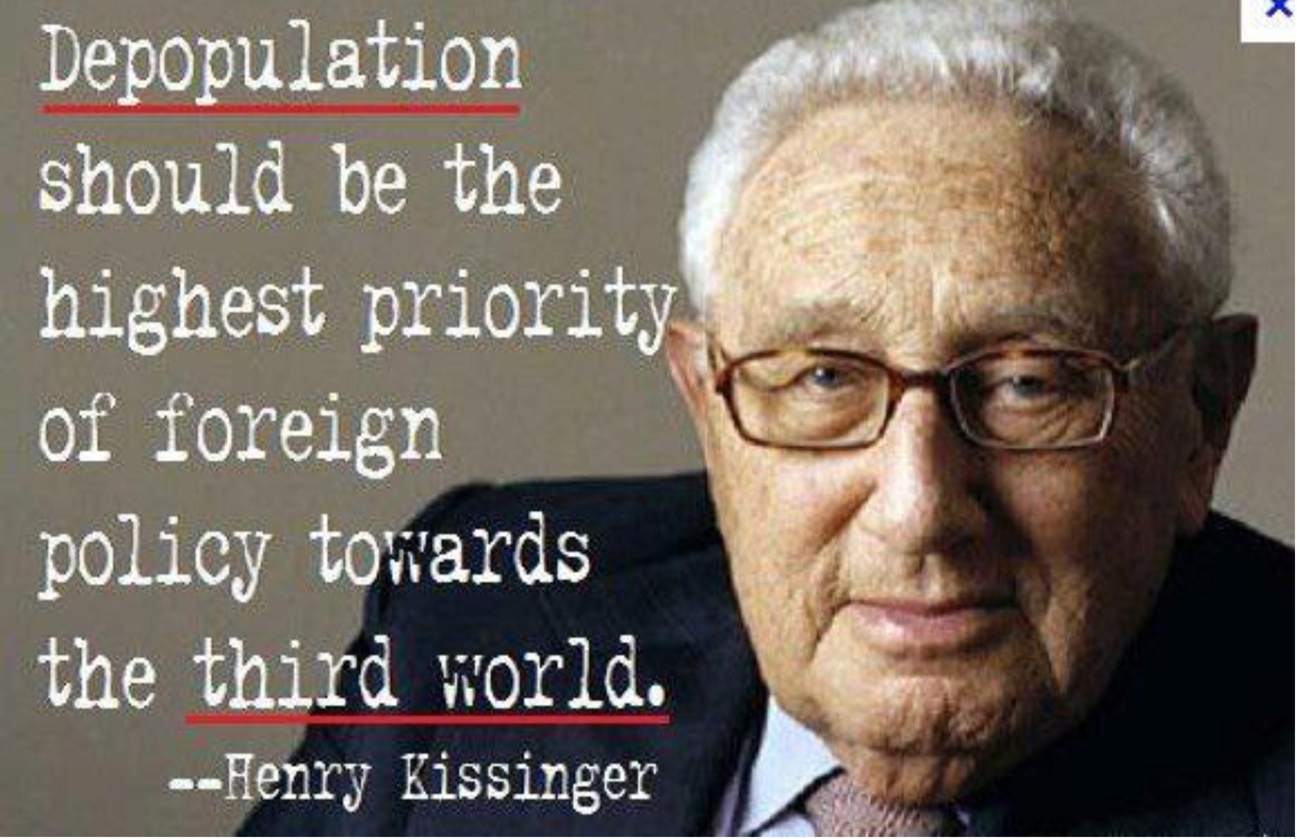 Henry Kissinger Bilderberg 1992