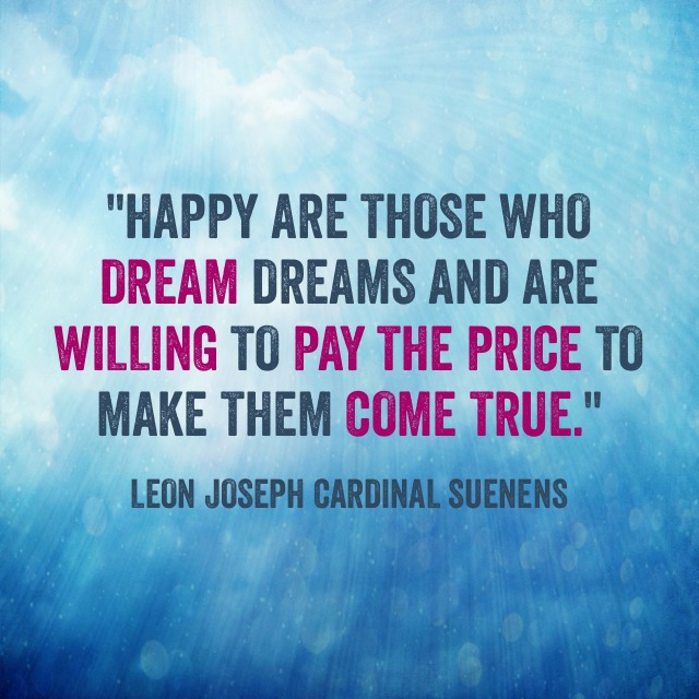 Quotes about Dreams that come true (85 quotes)