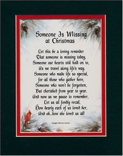 Missing Someone At Christmas Quotes: Quotes About Christmas Missing Someone (21 Quotes
