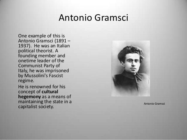 gramsci hegemony essay
