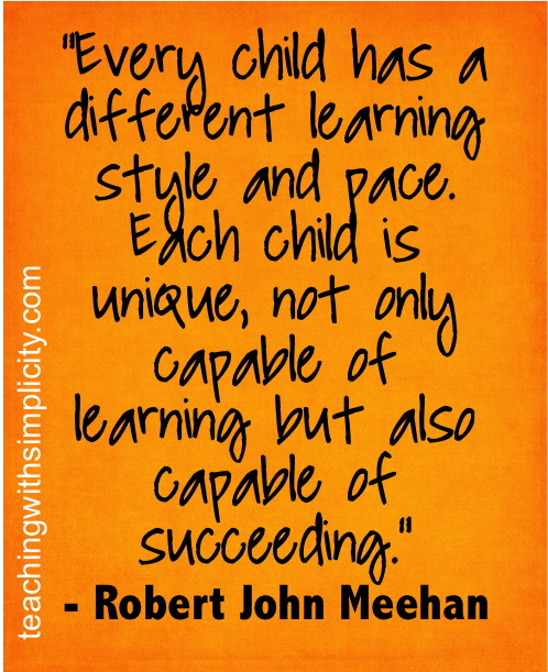 Quotes about Different learning styles (19 quotes)