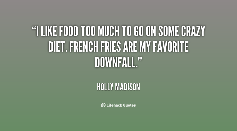 Quotes about Food in french (88 quotes)