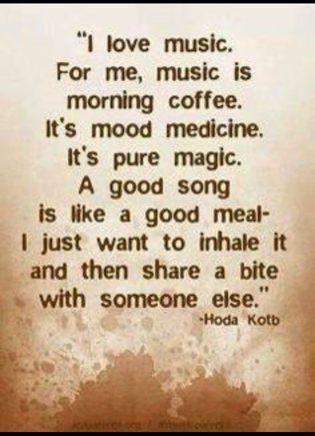 Quotes About Music N Love 53 Quotes