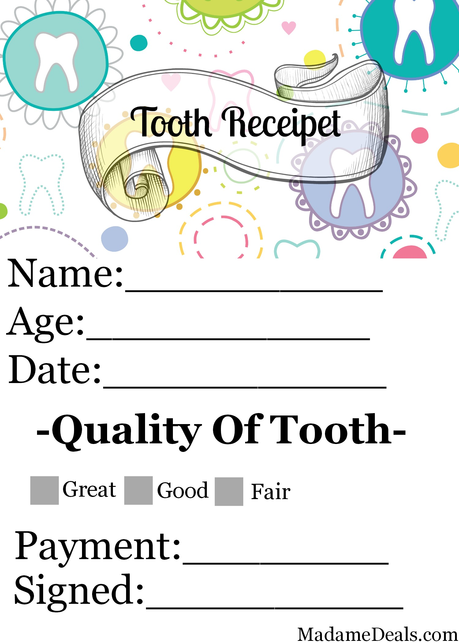 Images Of Tooth Fairy Names Rock Cafe